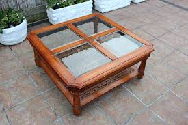 Wooden Coffee Table Legs Square Wood And Glass Coffee Table Square Wood Coffee Table Legs