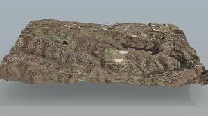 tutorial blender terrain how to render a texture over a terrain basics interface