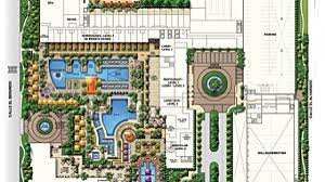Bellagio Hotel Floor Plan by Downtown Palm Springs Renovation Plans Palm Canyon Redevelopment