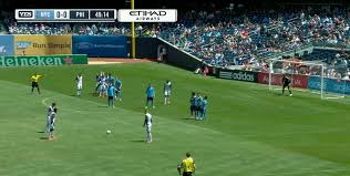 the philly soccer page u2013 yankee stadium u0027s soccer pitch is an