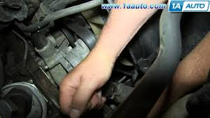 xl 2400 l replacement how to install replace thermostat and housing 5 3l 2000 06 suburban