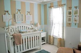 Beatrix Potter Nursery Decor Baby Boy Nursery Stripes Toile Design Dazzle