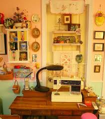Corner Sewing Table by 198 Best Quilt Room Sewing Desk Images On Pinterest Sewing
