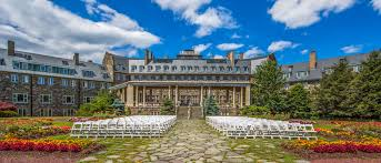 pocono wedding venues skytop lodge 1 skytop lodge rd skytop pa 18357 800 345 7759