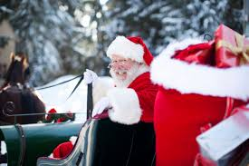 where is santa now how to spot santa u0027s sleigh over the uk with