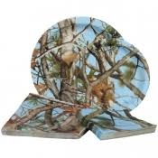 camo baby shower baby blue camo baby shower supplies at dollar carousel