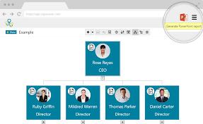 free template for organizational chart home organization charts orgweaver powerpoint org chart maker