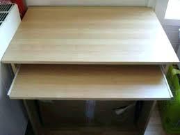 bureau avec tablette coulissante bureau avec tablette coulissante bureau avec tablette pour clavier