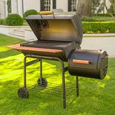 char griller table top smoker the 5 best offset barrel smokers available online