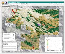 Dove Migration Map U S Fish U0026 Wildlife Service Land Imaging Report Site