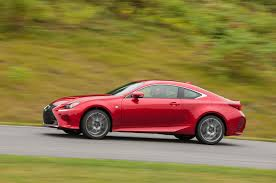 lexus rc f sport 2017 2016 lexus rc 350 f sport one week review automobile magazine