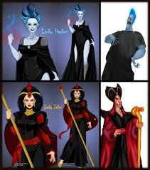 Jafar Halloween Costume Gender Bender Jafar Kawaiibrit Deviantart Deviantart
