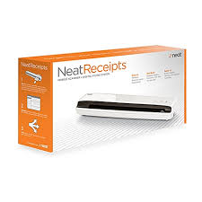 neatreceipts mobile scanner and digital filing system bed bath