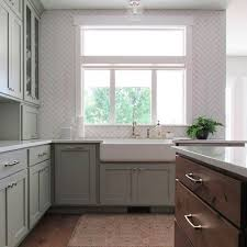 small kitchen grey cabinets 21 ways to style gray kitchen cabinets