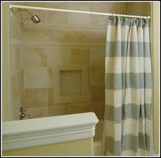 spring tension curtain rod amazon curtains home design ideas