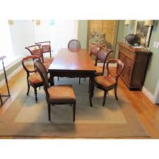 Solid Cherry Dining Room Furniture by French Country Solid Cherry Dining Table U0026 Chairs Set Of 9