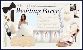 wedding sale hautelook