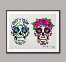 Mexican Home Decor by Online Get Cheap Mexican Canvas Art Aliexpress Com Alibaba Group