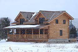 two story log homes log house wikipedia