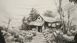 how to draw and shade old house for beginners with pencil pencil how to draw and shade old house for beginners with pencil pencil art