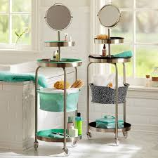 Towel Shelves In The Bathroom  From Messy To Stylish HomesFeed - Bathroom shelf designs