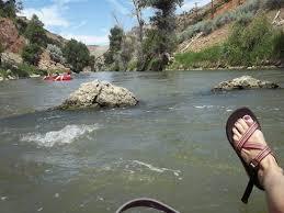 weber river tubing beats the heat ski play live