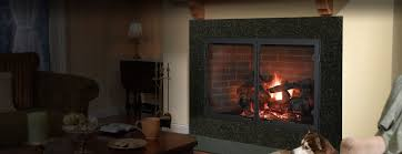 icon series wood fireplace heatilator
