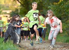 Running Kid Meme - psbattle kid running from zombies rebrn com