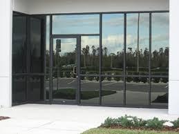 store front glass doors storefront entry door quaker residential windows and doors