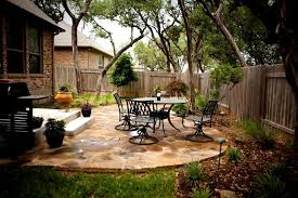 Patio Pictures Gallery Landscaping Network - Backyard stone patio designs