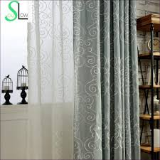 Large Print Curtains Furniture Marvelous 63 Inch White Sheer Curtains Black And Grey