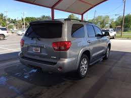 2014 toyota limited 2014 used toyota sequoia limited at toyota of pharr serving
