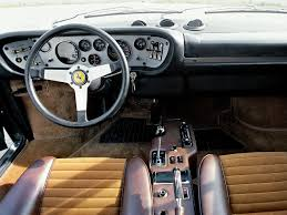 ferrari custom interior ferrari dino 308 gt4 the automobile pinterest ferrari the