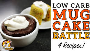 low carb mug cake battle the best keto mug cake recipe