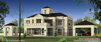 Luxury House With Indoor Pool Kerala Home Design And Luxury Home - Luxury home designs plans