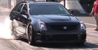 2013 cadillac cts wagon cadillac cts v wagon runs 10 second quarter mile gm authority