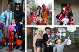 3 easy step for creating family themed costumes