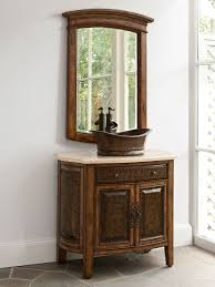Small Bathroom Vanity With Vessel Sink 36