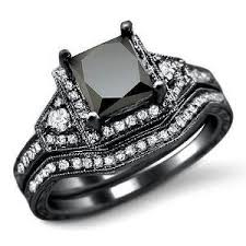 Black Diamond Wedding Rings by 18 Best Engagement Rings Images On Pinterest Jewelry Rings And