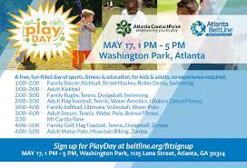Atlanta Beltline Map Atlanta Beltline Play Day Washington Park Atlanta Contact Point