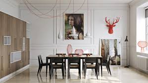 dining room molded wood chairs with glass top dining table also
