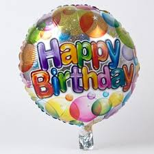 birthday helium balloons hellium balloons worle florists free local delivery in the