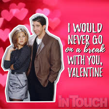 valentines day cards for friends friends tv show s day cards to send to your lobster in