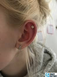 piercinguri online helix piercing gold plated factory online piercing shop