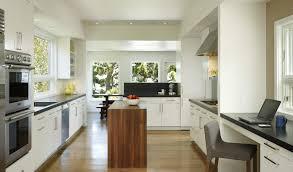 Black White Kitchen Island Interior by Kitchen Cabinet Black Kitchen Design Small White Kitchens