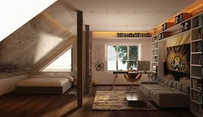 living room amazing popular ideas for attic living room remodel