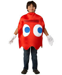 Pacman Halloween Costume Pacman Blinky Kids Costume Kid Funny Costumes