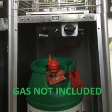 Pyramid Patio Heater Glass Tube by Gas Pyramid Patio Heater