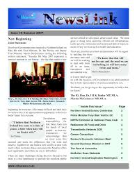 newsletter templates free word 2007 pacq co