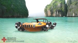 water jeep jeep unlimited by geeho cha united states michelin challenge design